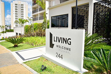 Living Welcome Taquaral - Campinas