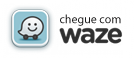 Chegue com Waze - Living Welcome Taquaral - Campinas